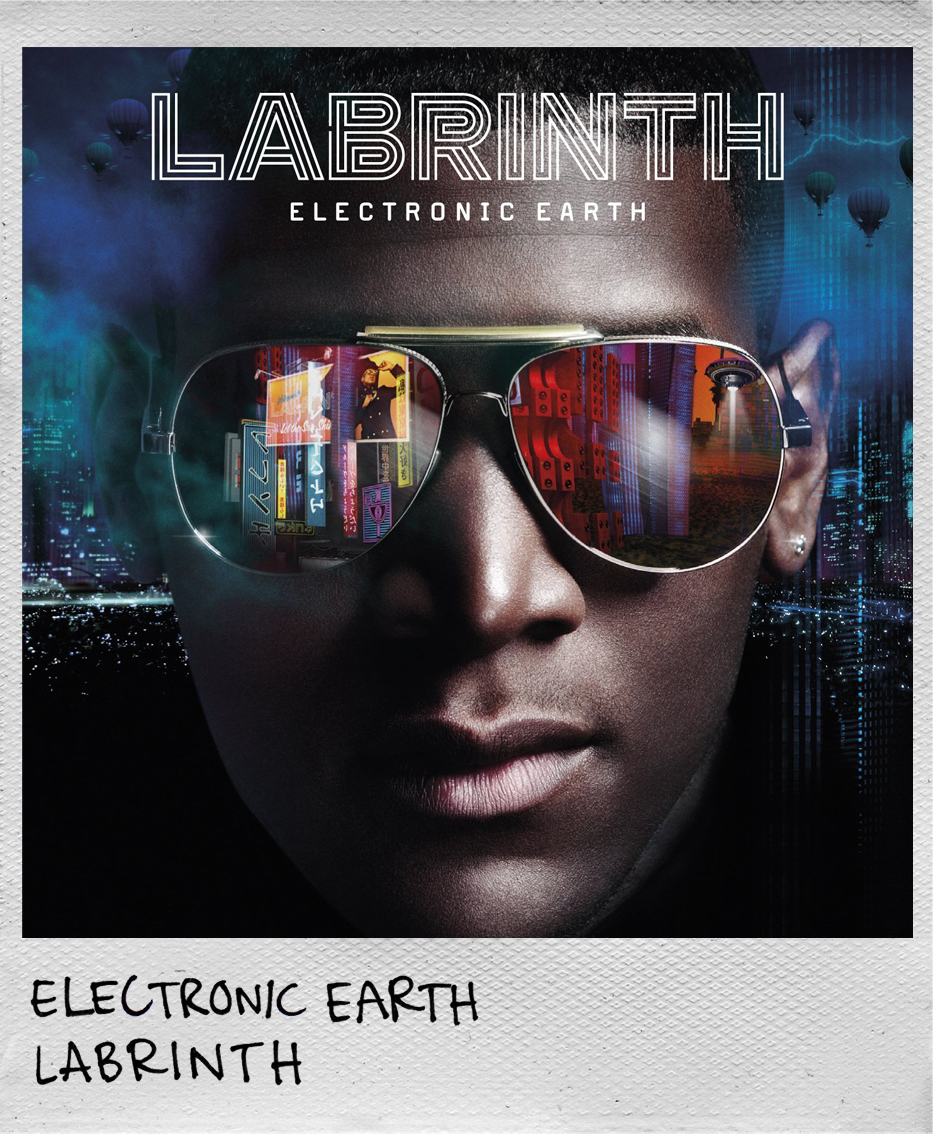 Electronic Earth • Labrinth