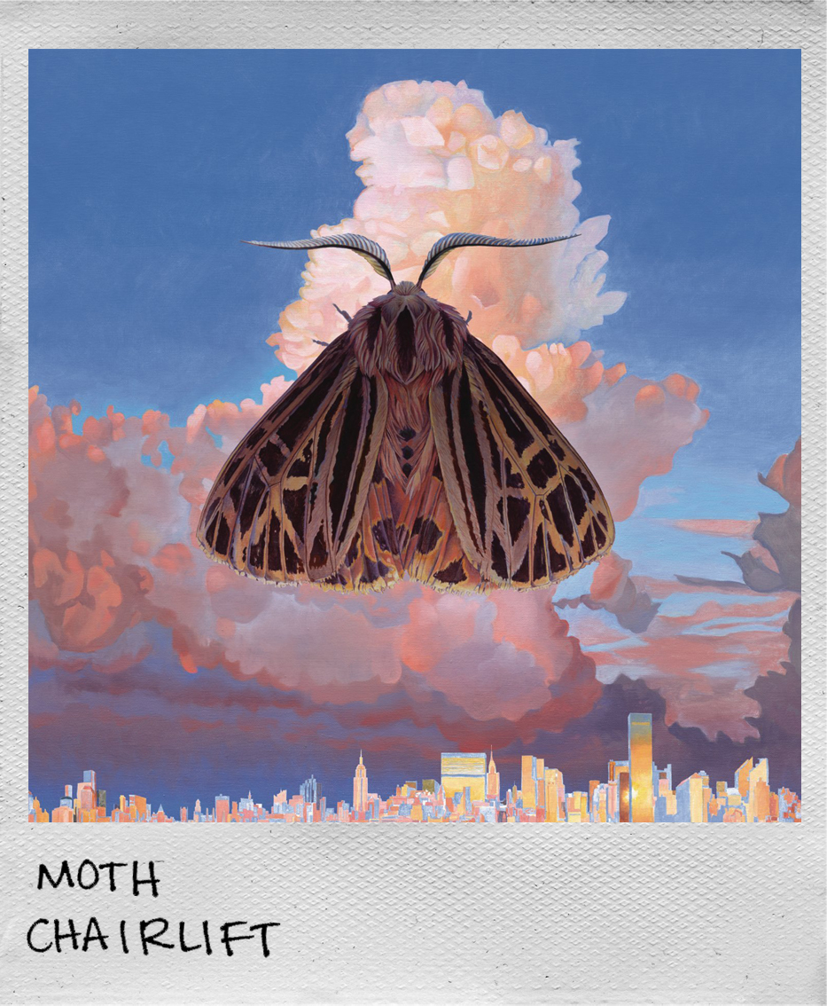 Moth • Chairlift