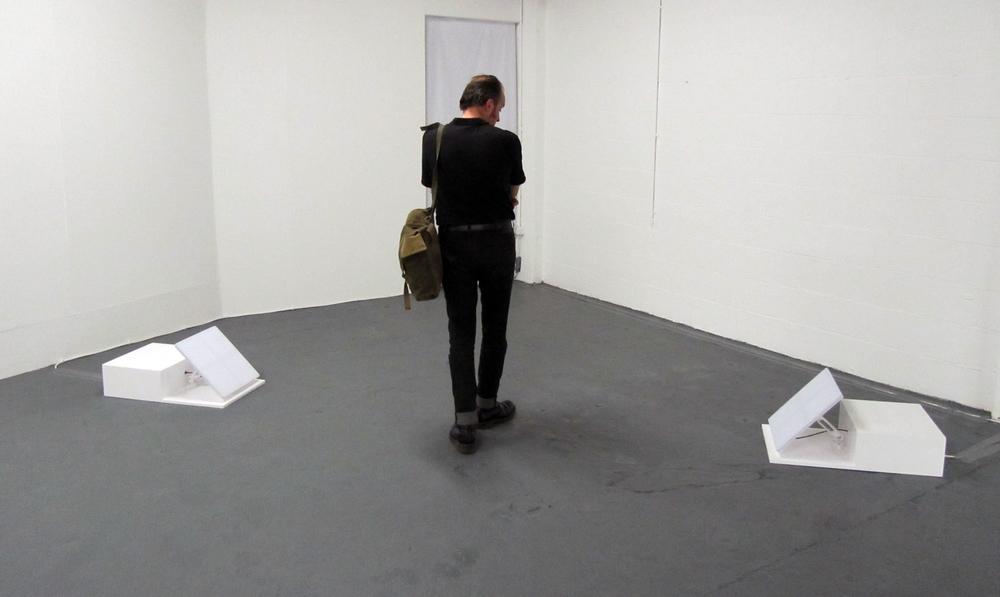 Richard Carr, MOUNTAIN 1, Installation Shot, 2013.jpg