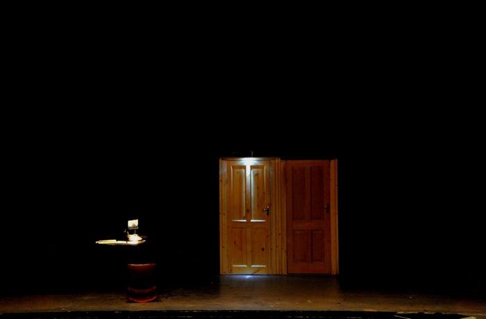 Richard Carr, Black Box, Sound Installation 1, Gorey Theatre 2008.jpg