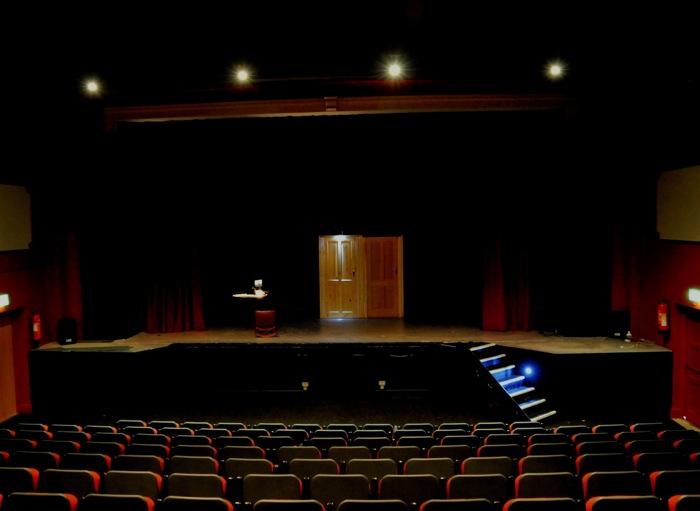 Richard Carr, Black Box, Sound Installation 2, Gorey Theatre 2008.jpg