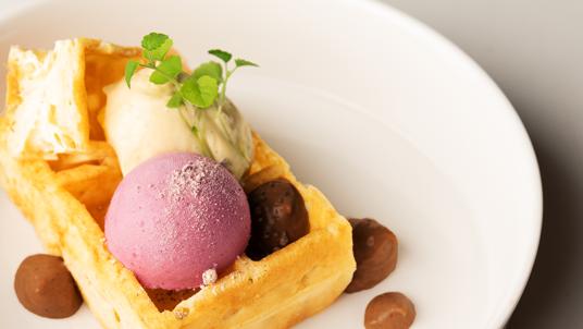 3. Dessert - - Dessert- Koffie of thee