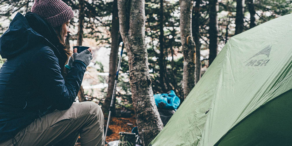 Camping is a common situation where you might forget your toothbrush.