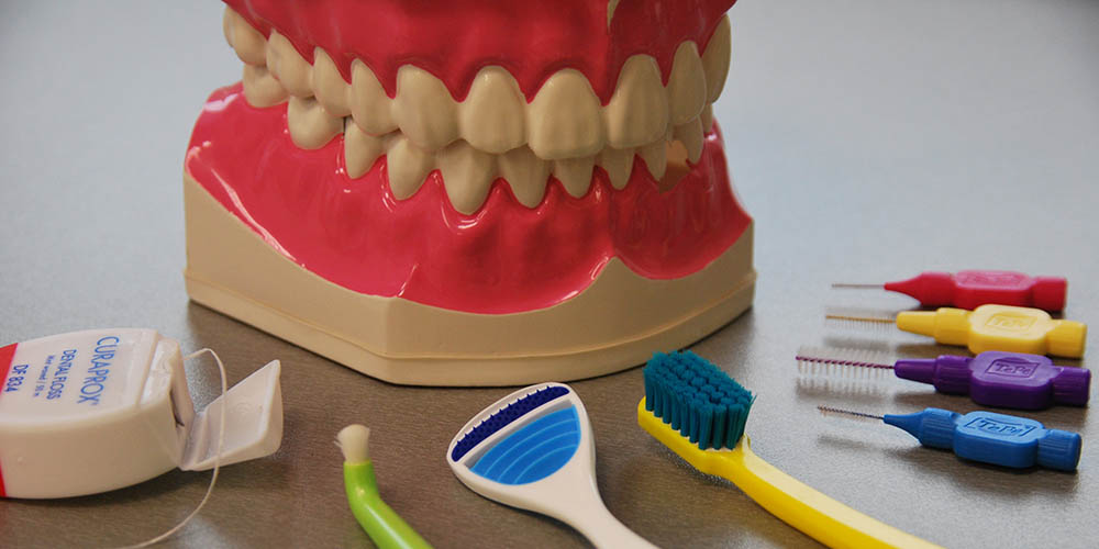 A lot of tools help support dental health, and a key tool is floss, be it a water flosser or traditional floss.