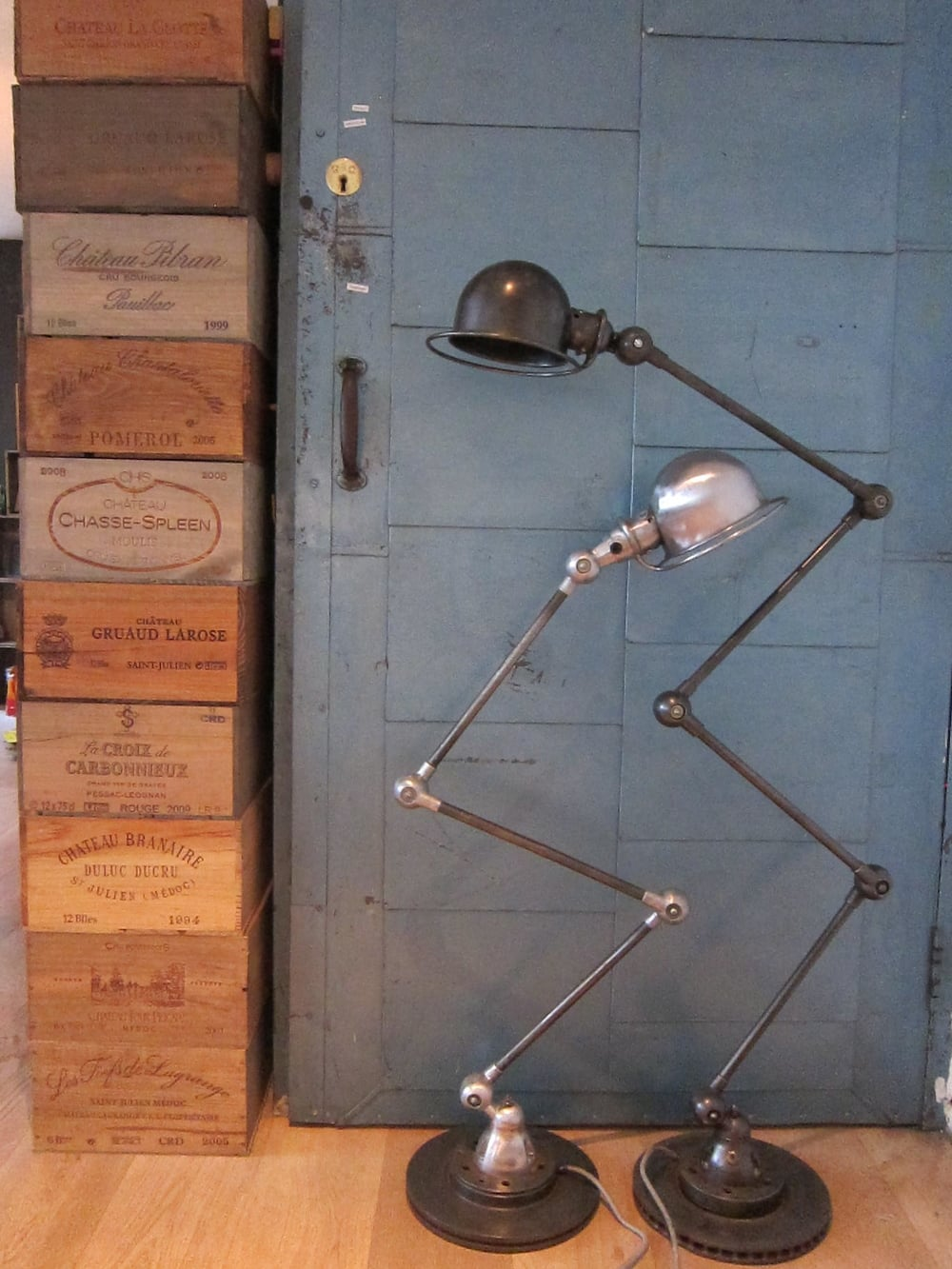 Jielde lamper — Fransk Bazar — Fransk Bazar