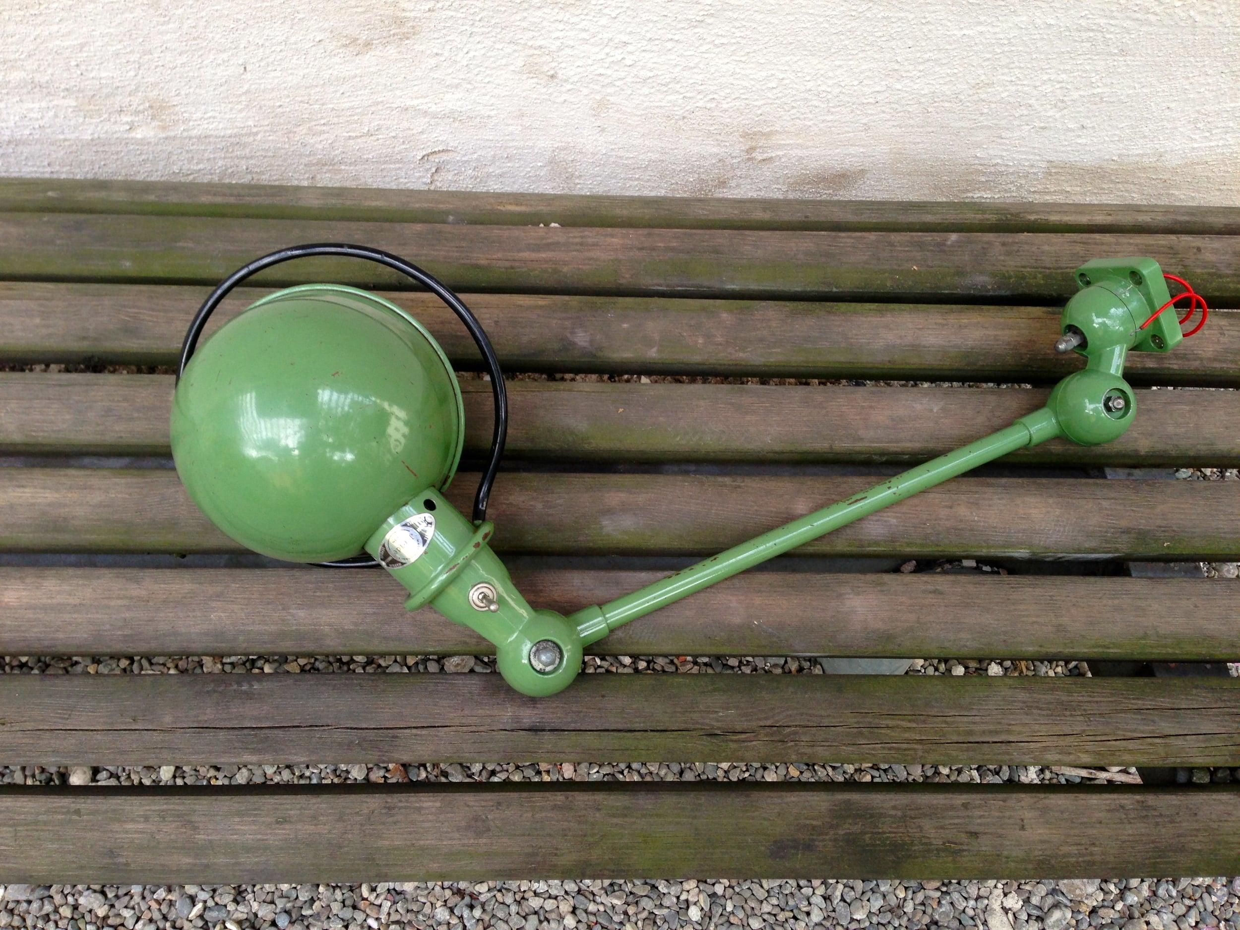 grønn Jielde