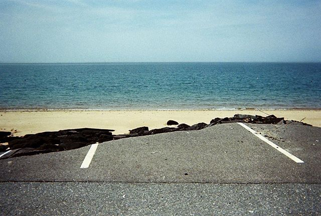 the edge #folkdevils #lowfi #photo #magazine #35mm #filmphotography #disposablecamera #analog #provincetown