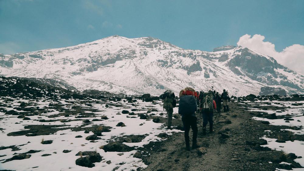 Kilimanjaro Warriors