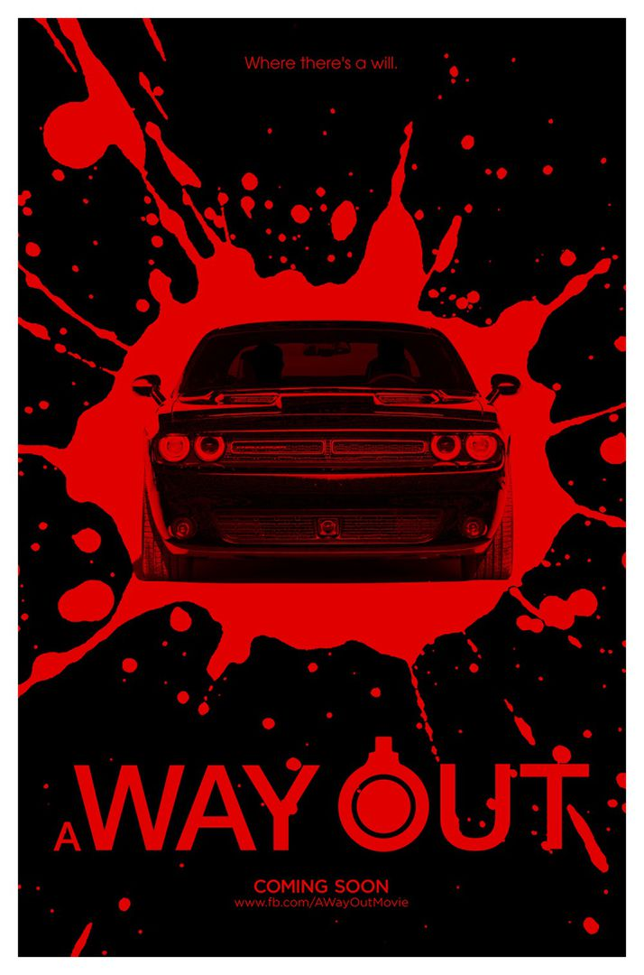 A Way Out Poster