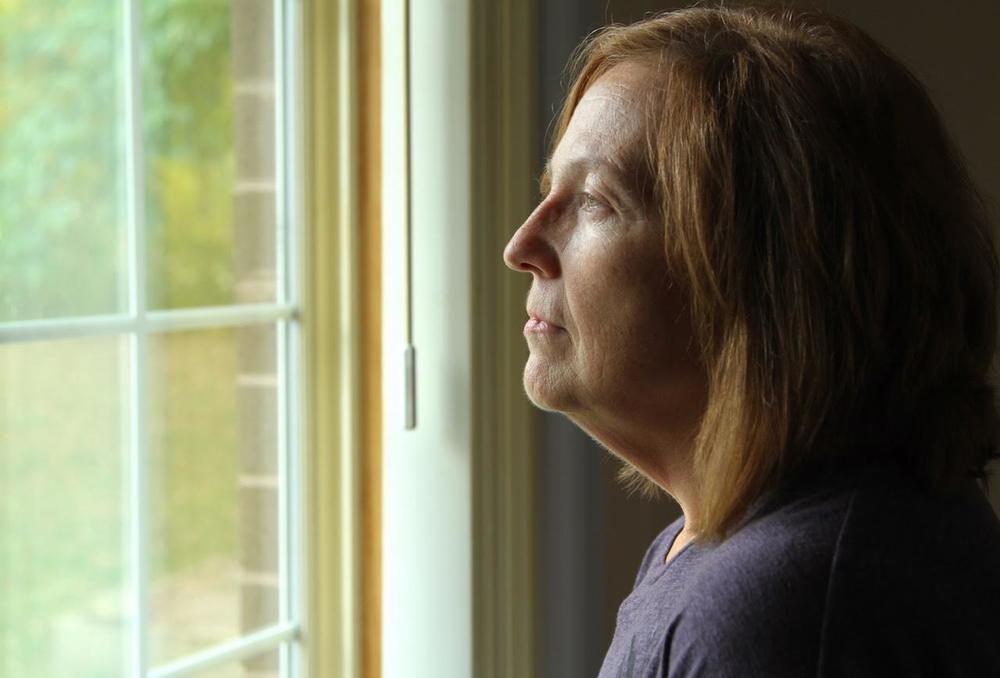Tammy's mom, Marge Loertscher