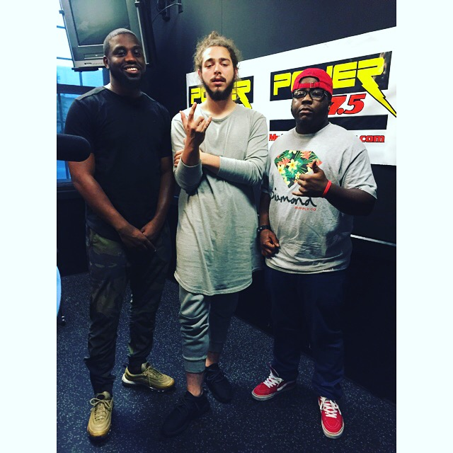 Dez Arnez x Post Malone x Will Pounder
