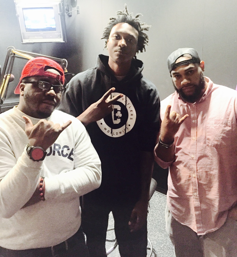 Will Pounder x Scotty ATL x Trav Dave