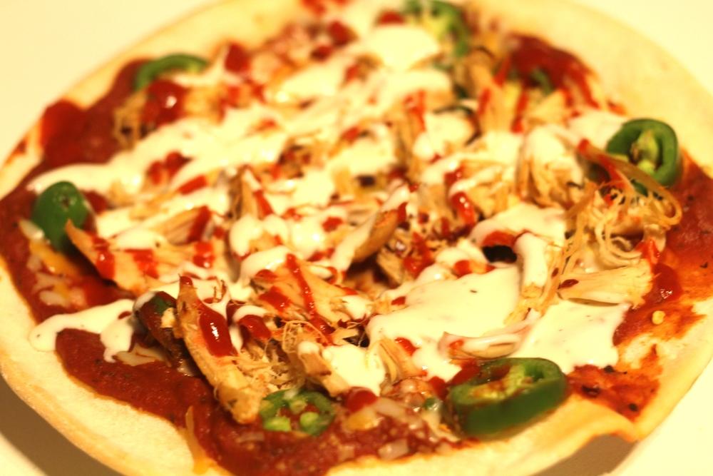 Benny's Pizza!