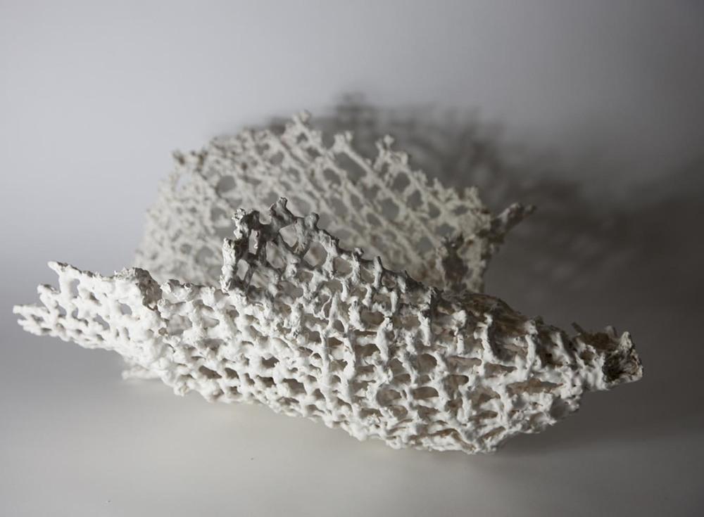 As for Living II, 2015.  Stoneware. 45 cm x 35 cm x 15 cm