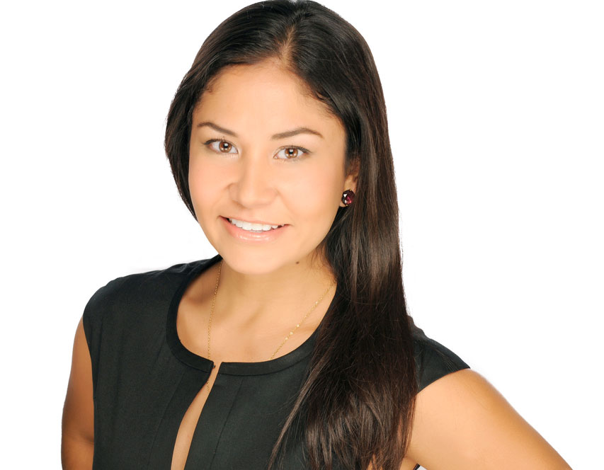 Dr. Andrea Diaz of Attune Dentistry, Miami, FL