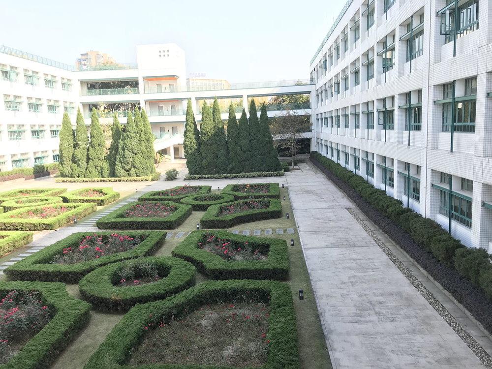 Zhejiang U Campus