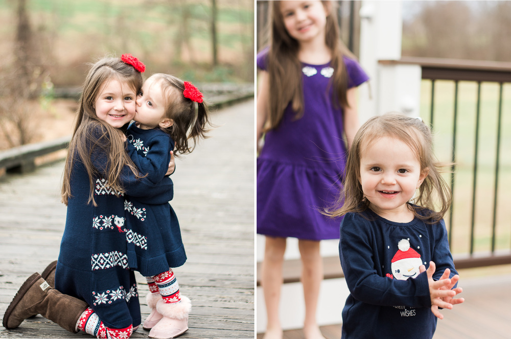 How adorable are those Christmas outfits?! | Lifestyle | Fall | Chester County, PA | Krista Brackin Photography