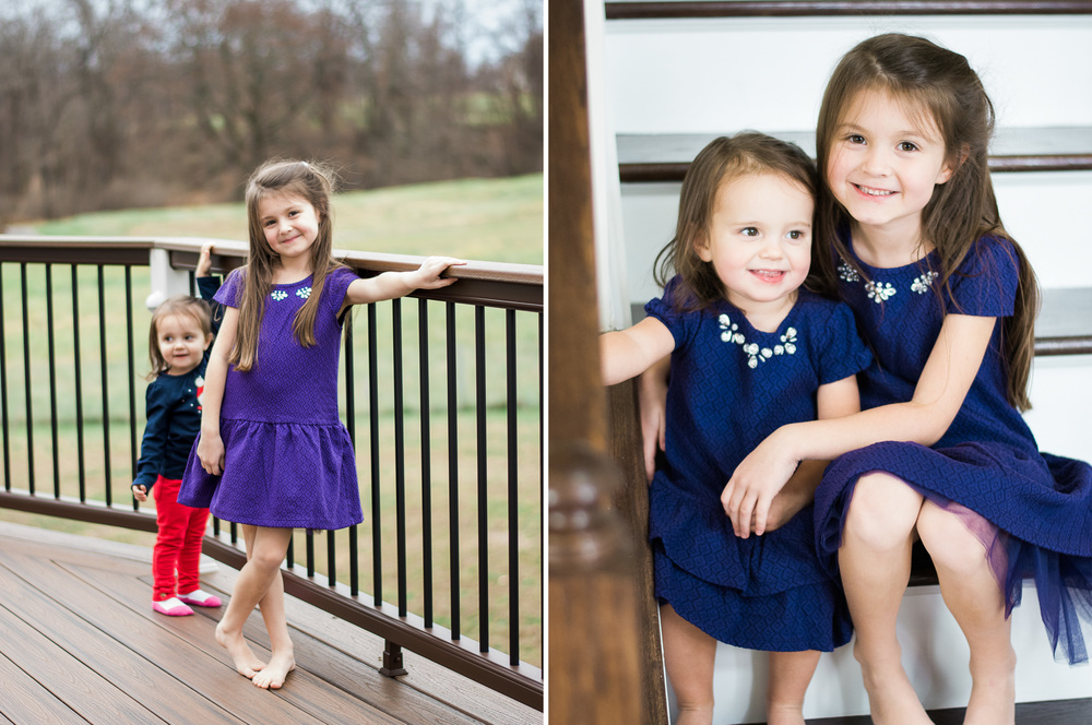 These sisters are a dynamic duo! | Lifestyle | Fall | Chester County, PA | Krista Brackin Photography