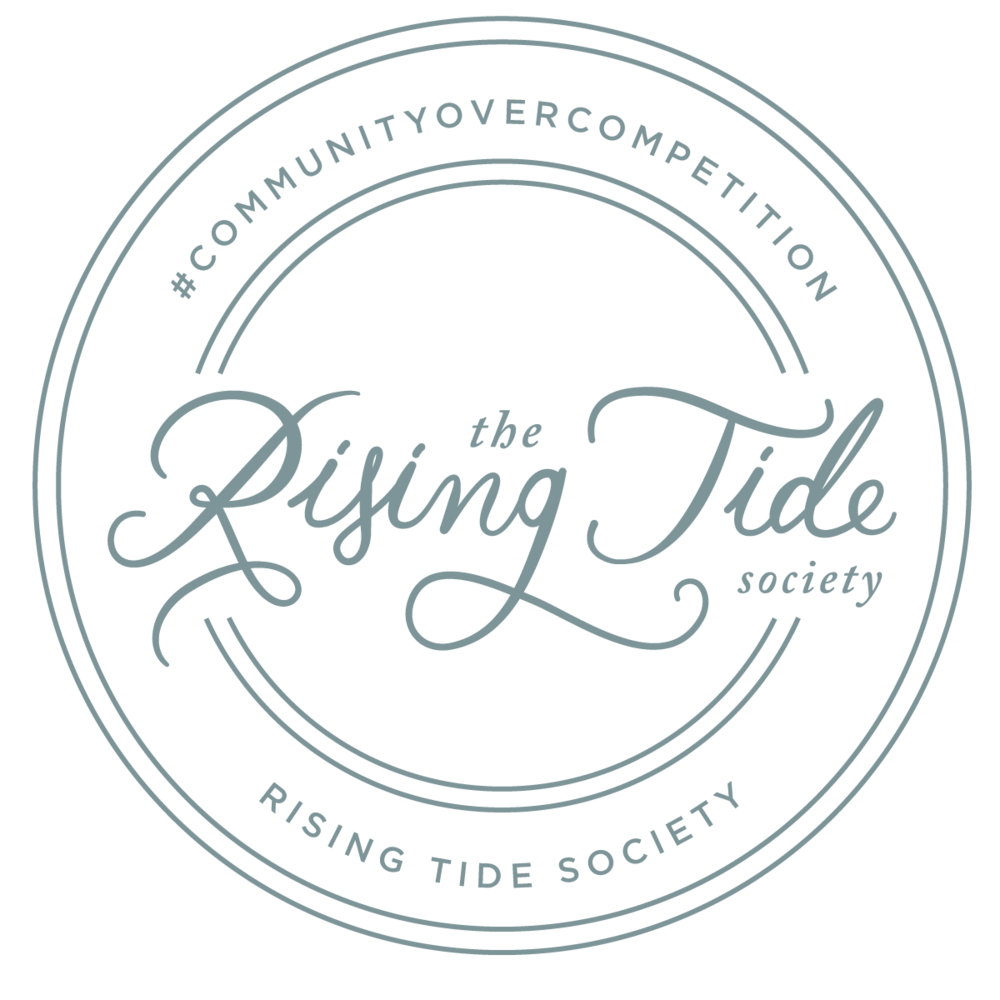 The Rising Tide Society Badge