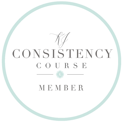 KJ Consistency Course Badge