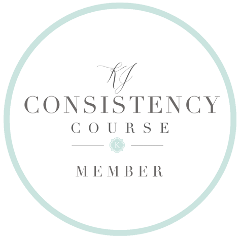 KJ Consistency Course Member Badge