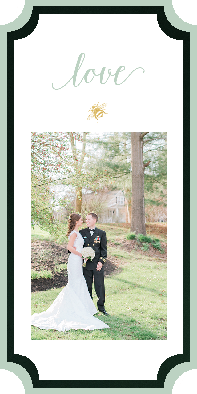 Wedding and Engagement Photography Link | Chester County, PA | Krista Brackin Photography
