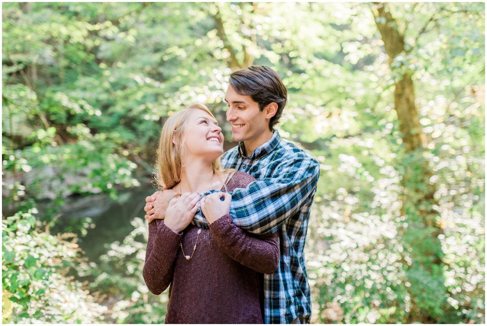 Erin and Greg - Beautiful Fall Wissahickon Park Engagement Session_0025.jpg