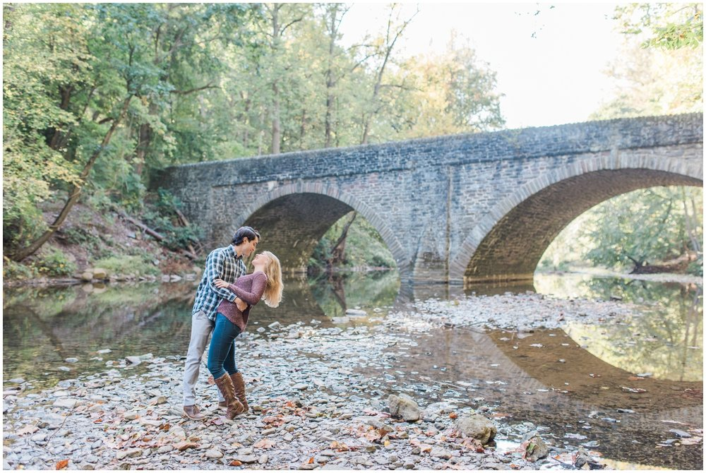Erin and Greg - Beautiful Fall Wissahickon Park Engagement Session_0027.jpg