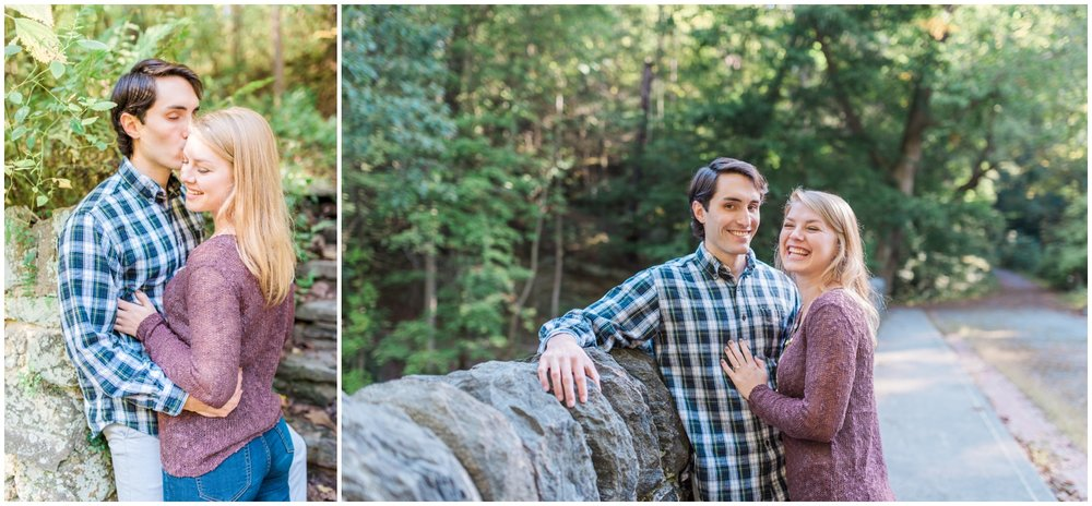 Erin and Greg - Beautiful Fall Wissahickon Park Engagement Session_0028.jpg