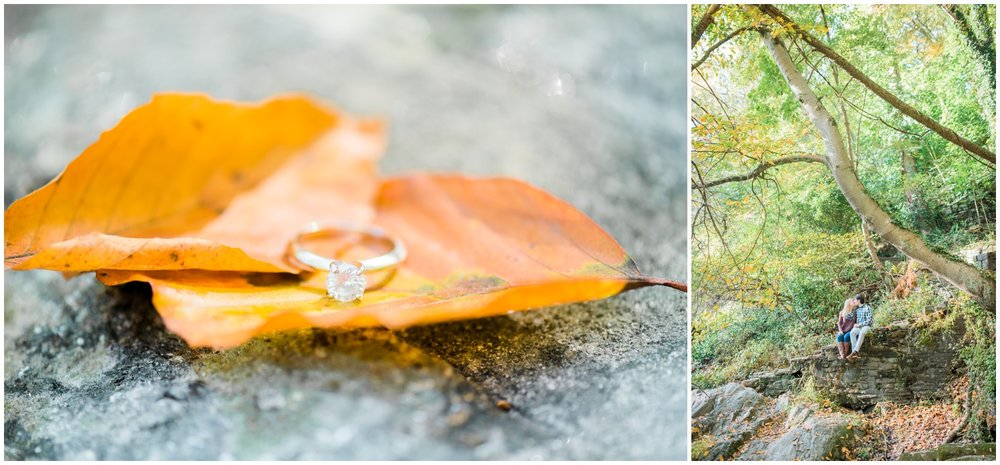 Erin and Greg - Beautiful Fall Wissahickon Park Engagement Session_0039.jpg