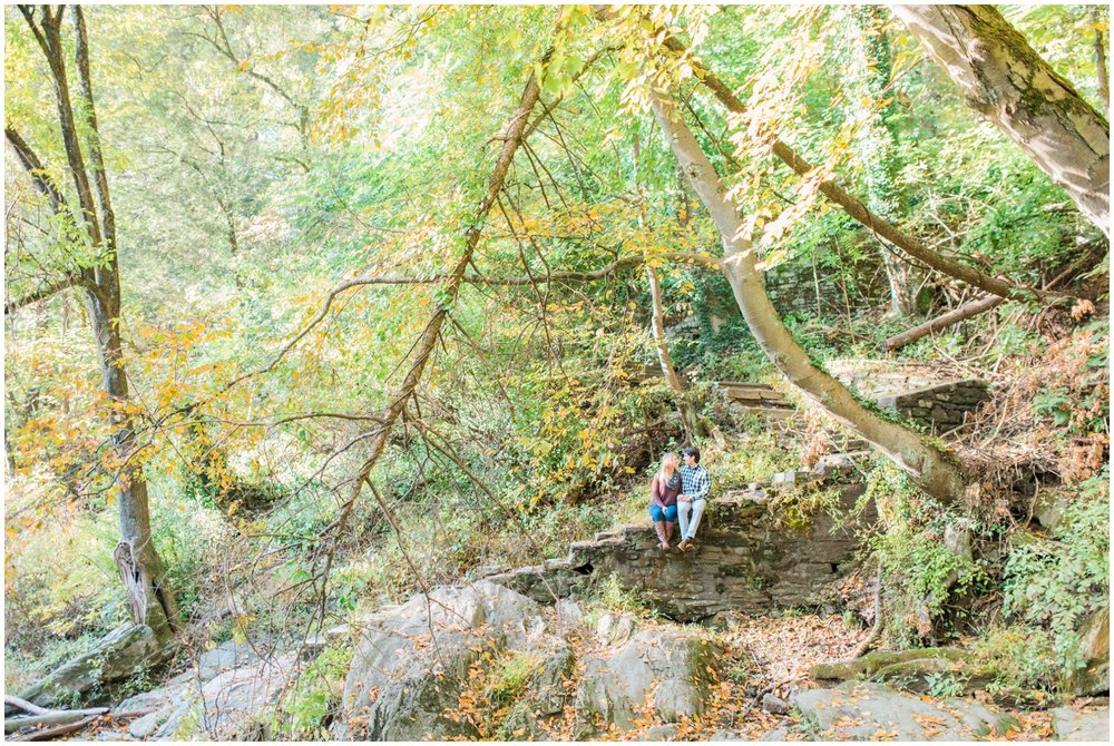 Erin and Greg - Beautiful Fall Wissahickon Park Engagement Session_0041.jpg