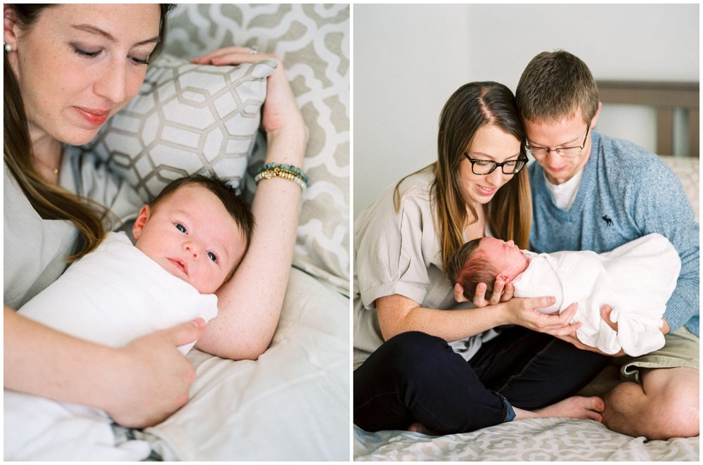 In Home Film Newborn Session - Ashlee Mintz Photography_0011.jpg