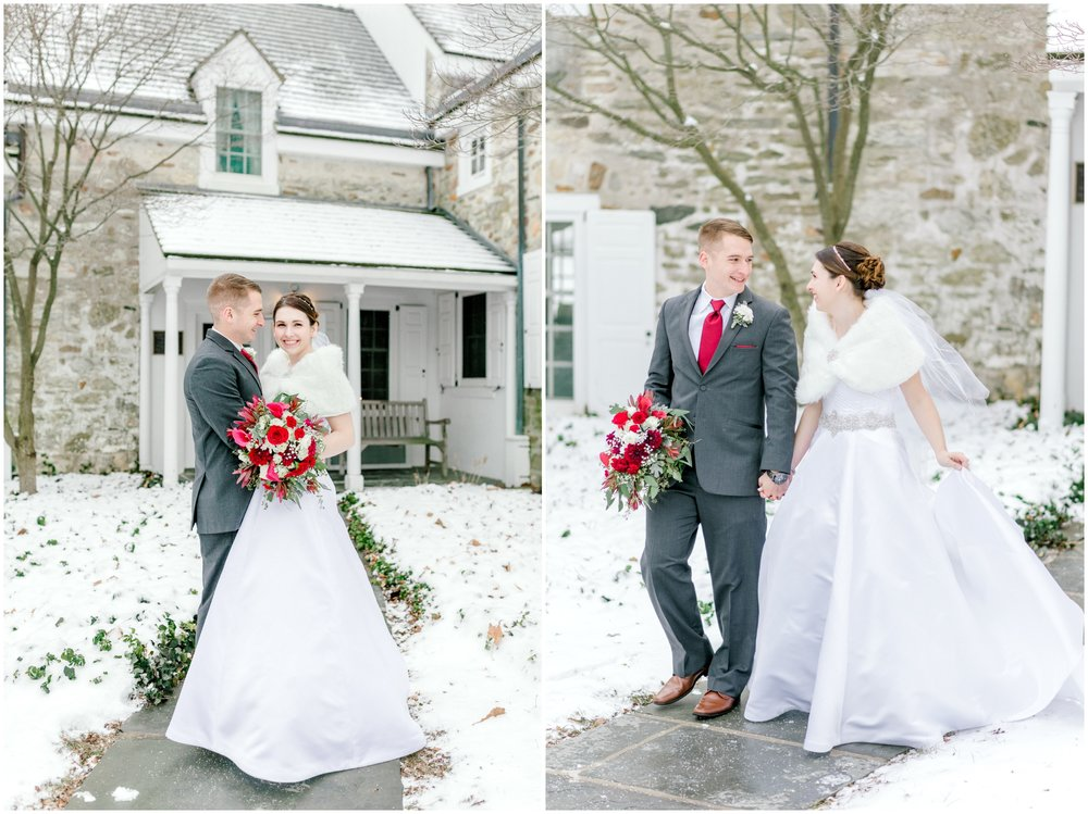 Snowy Winter Wedding in Kennett Square, PA- Krista Brackin Photography_0034.jpg