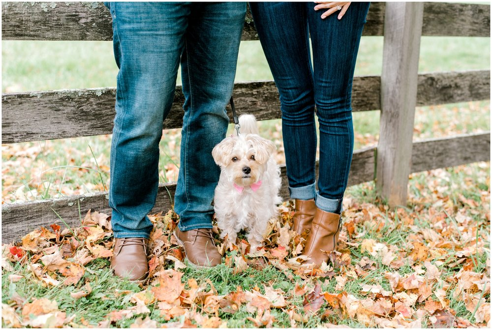 Fall Springton Manor Farm Engagement Session - Krista Brackin Photography_0017.jpg