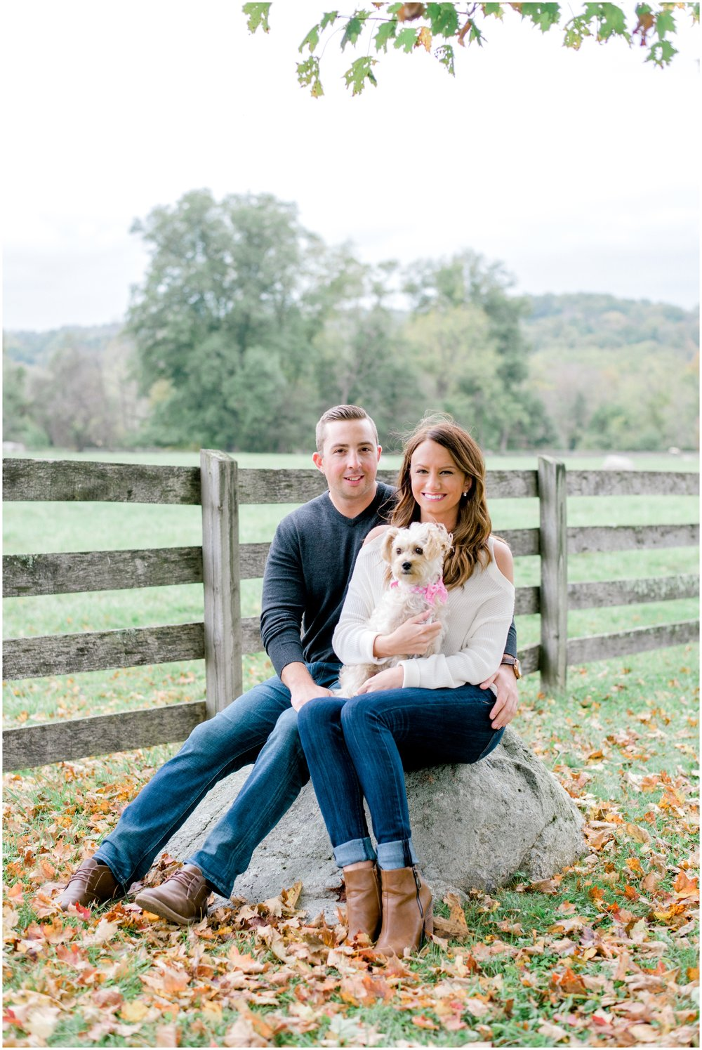 Fall Springton Manor Farm Engagement Session - Krista Brackin Photography_0021.jpg