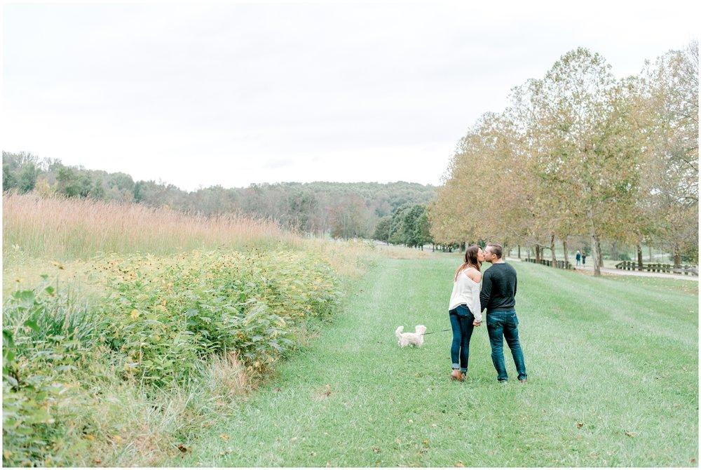 Fall Springton Manor Farm Engagement Session - Krista Brackin Photography_0023.jpg