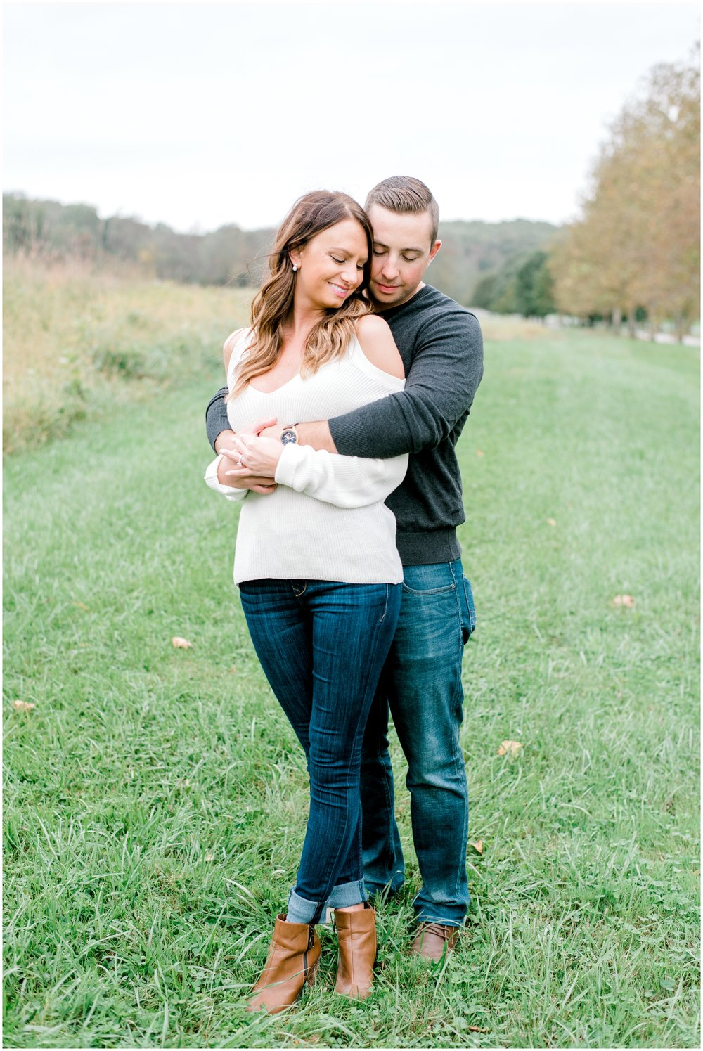 Fall Springton Manor Farm Engagement Session - Krista Brackin Photography_0025.jpg