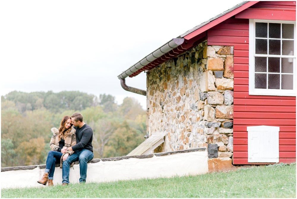 Fall Springton Manor Farm Engagement Session - Krista Brackin Photography_0035.jpg