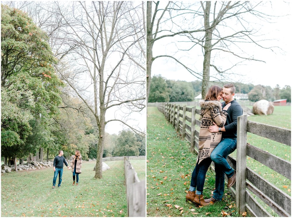 Fall Springton Manor Farm Engagement Session - Krista Brackin Photography_0036.jpg