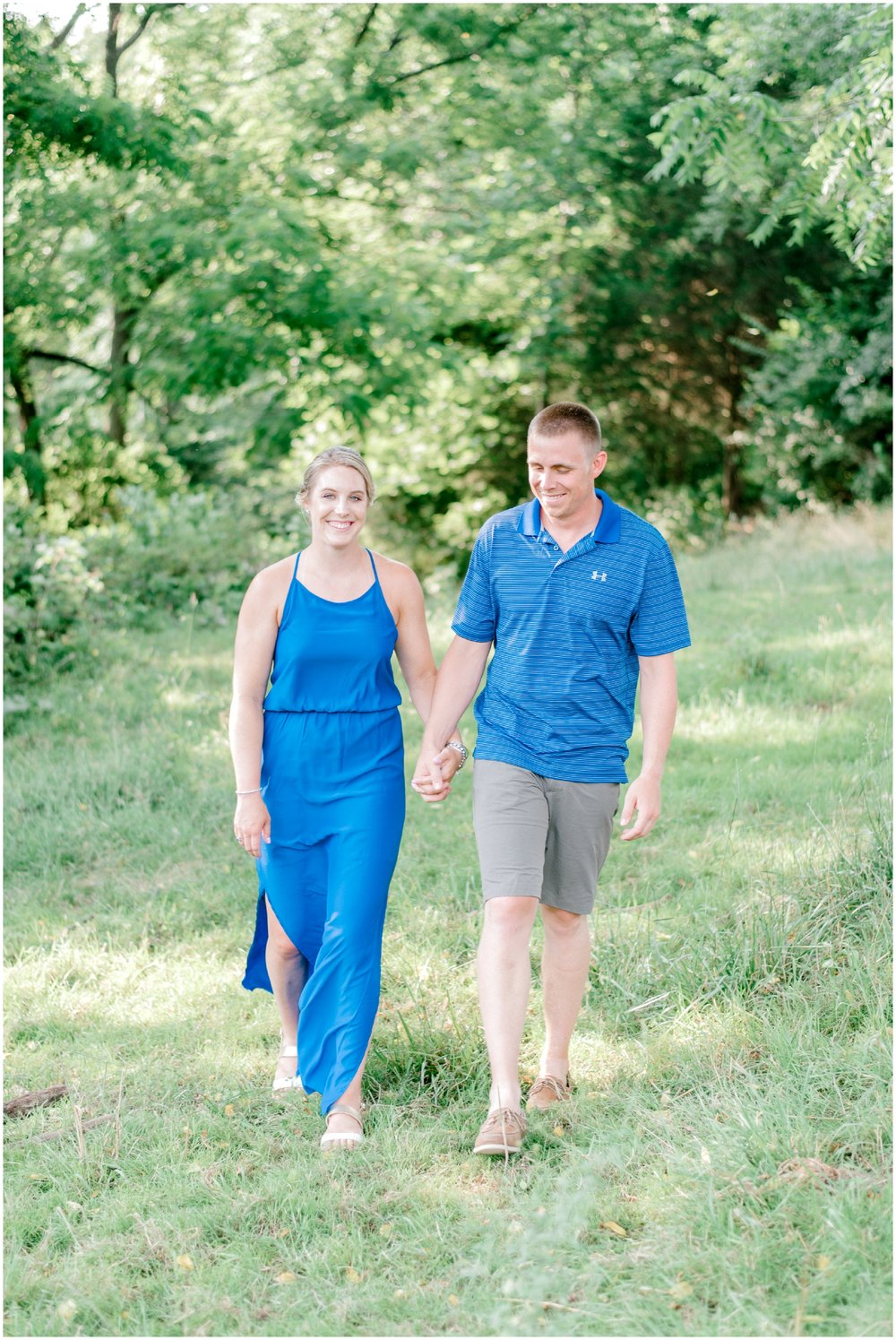 Summer Private Farm Engagement Session - Krista Brackin Photography_0001.jpg