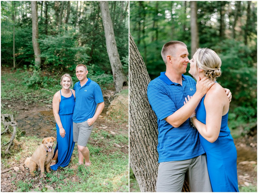 Summer Private Farm Engagement Session - Krista Brackin Photography_0004.jpg