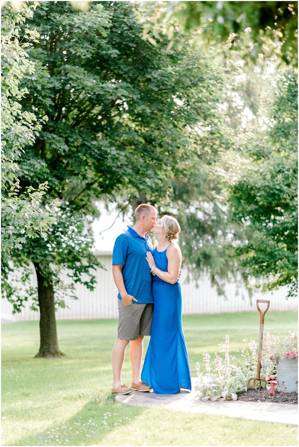 Summer Private Farm Engagement Session - Krista Brackin Photography_0006.jpg