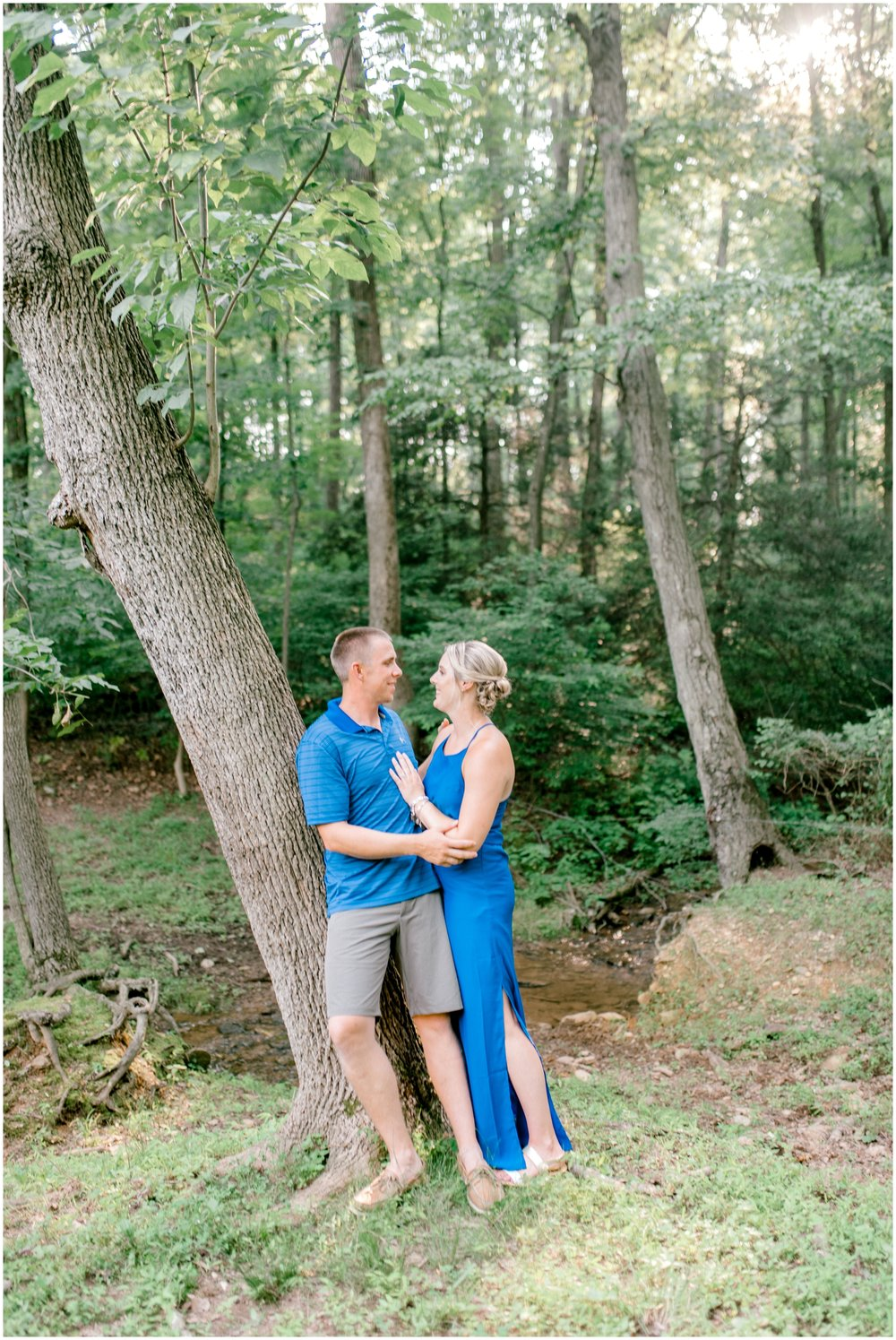 Summer Private Farm Engagement Session - Krista Brackin Photography_0005.jpg