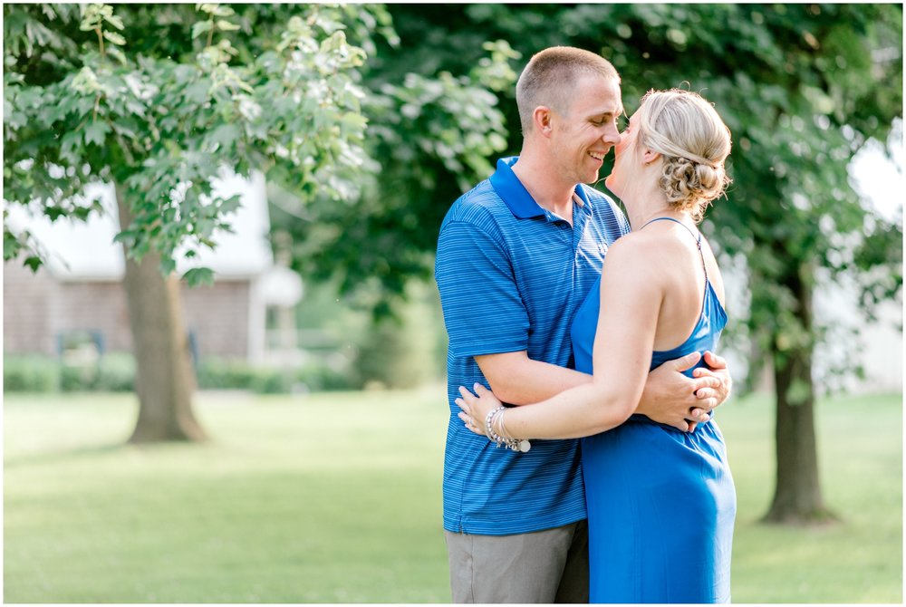 Summer Private Farm Engagement Session - Krista Brackin Photography_0007.jpg