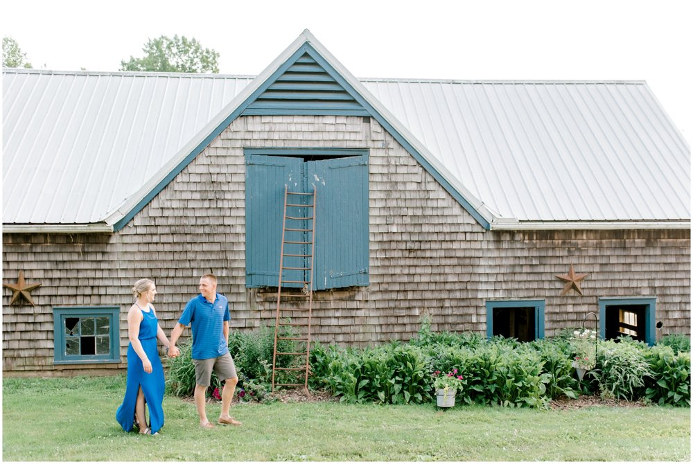 Summer Private Farm Engagement Session - Krista Brackin Photography_0009.jpg