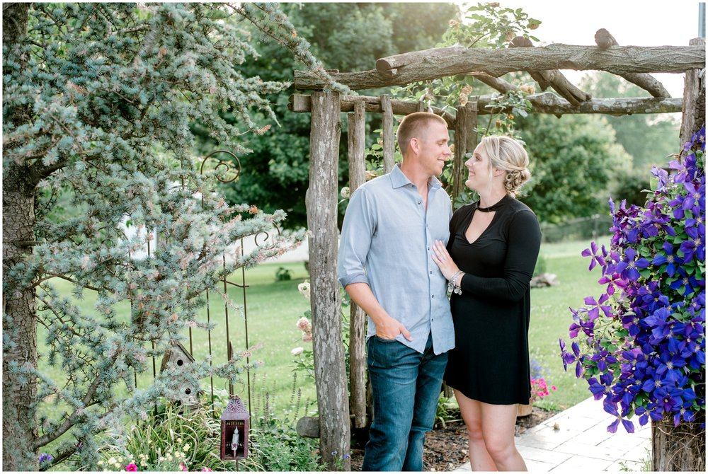Summer Private Farm Engagement Session - Krista Brackin Photography_0013.jpg