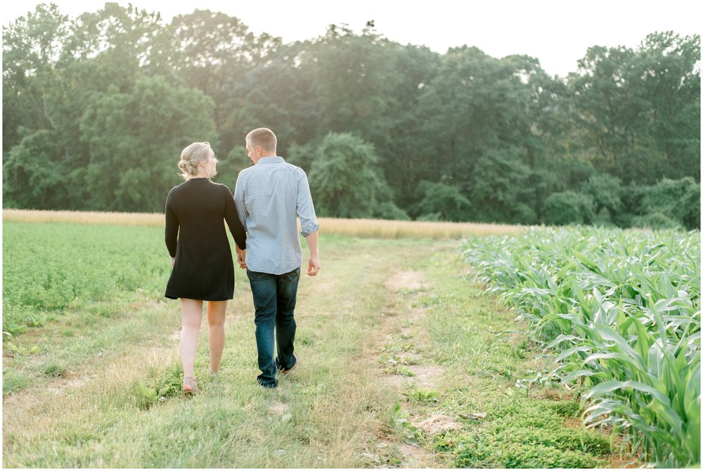 Summer Private Farm Engagement Session - Krista Brackin Photography_0014.jpg