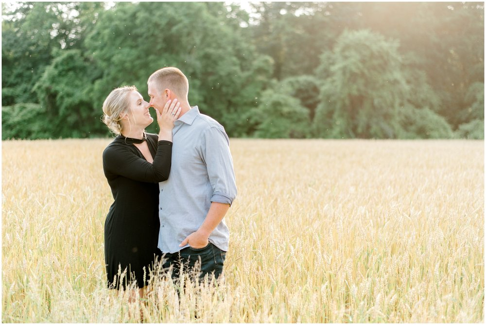 Summer Private Farm Engagement Session - Krista Brackin Photography_0015.jpg