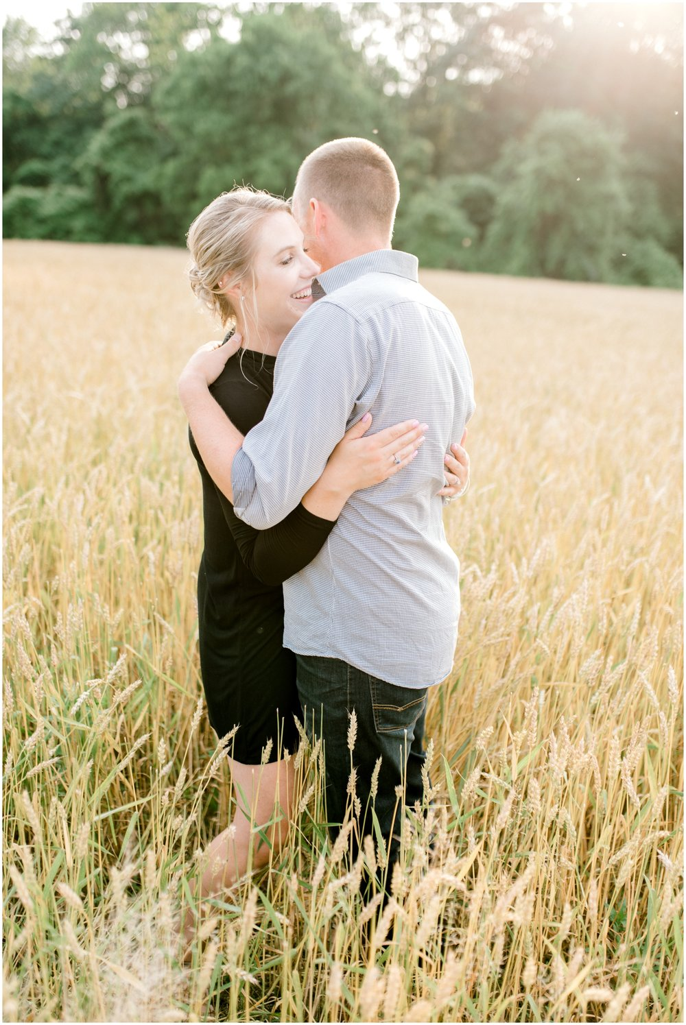 Summer Private Farm Engagement Session - Krista Brackin Photography_0016.jpg