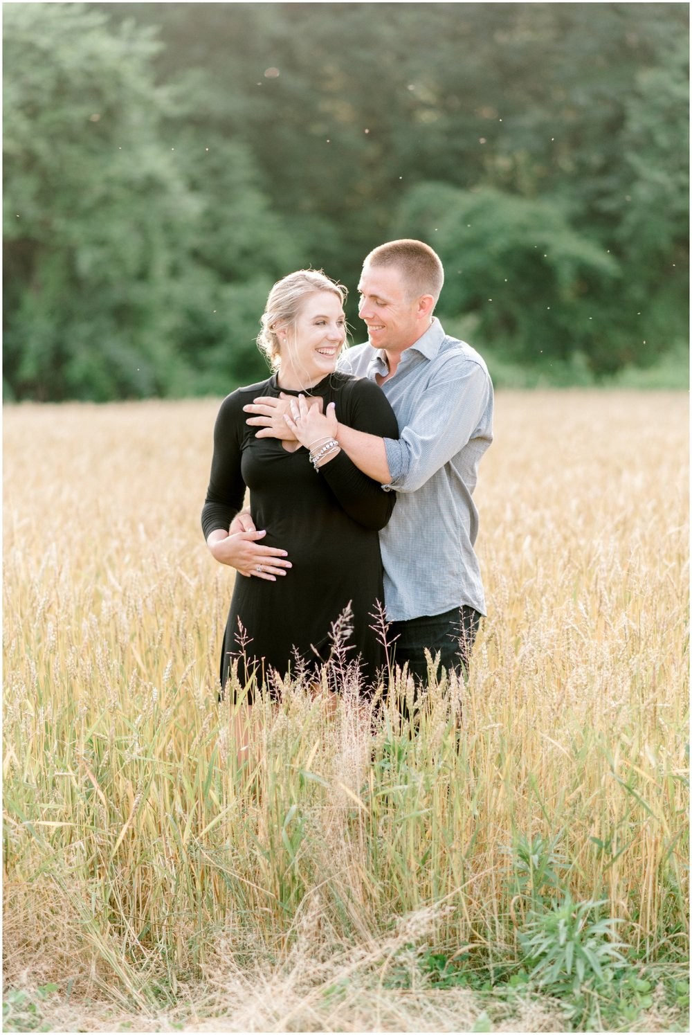 Summer Private Farm Engagement Session - Krista Brackin Photography_0018.jpg
